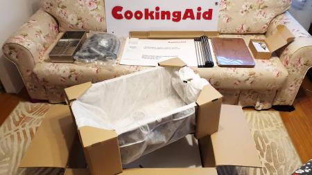 CookingAid Set complet chiuveta bucatarie inox  HERA LARGE + baterie Line MN 1011 [9]