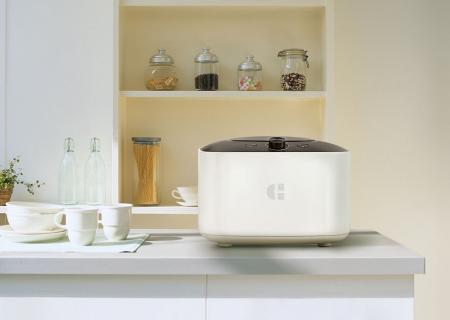 Deshidrator de alimente Counter Intelligence, 500 W, 35-70°C, Alb-Negru [1]
