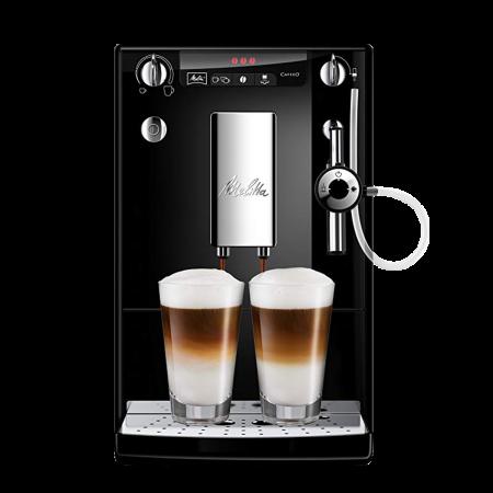 Espressor Automat CAFFEO SOLO & Perfect Milk, Black Melitta® E957-1010