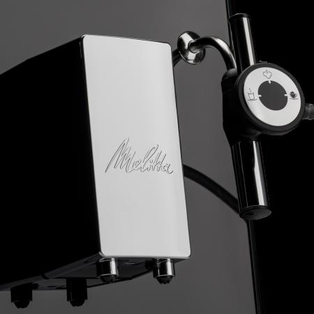 Espressor Automat CAFFEO SOLO & Perfect Milk, Black Melitta® E957-1015