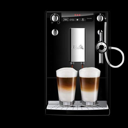 Espressor Automat CAFFEO SOLO & Perfect Milk, Black Melitta® E957-1018