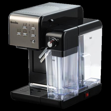 Espressor Manual cu Lapte Prima Latte II Silver Breville17