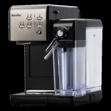 Espressor Manual cu Lapte Prima Latte II Silver Breville15