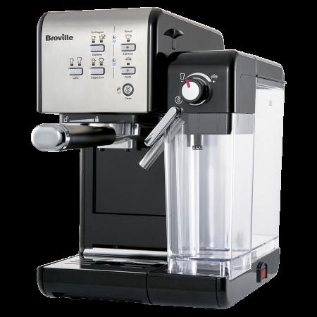 Espressor Manual cu Lapte Prima Latte II Silver Breville3