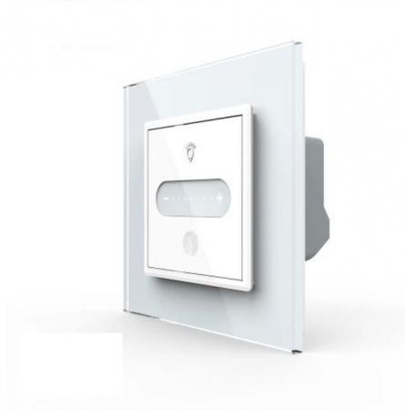 Intrerupator tactil Livolo WiFi, Zigbee, cap scara / cruce, dimabil, intensitate lumina ajustabila0