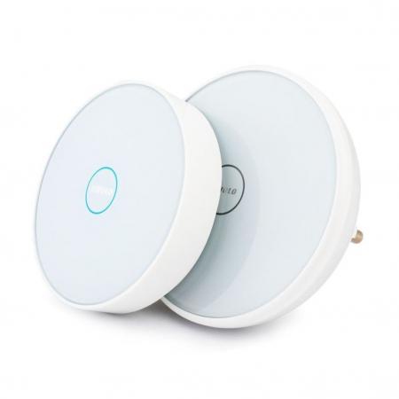 Kit sonerie tactibila cu wireless Livolo  VL-D101-11