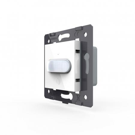 Modul intrerupator Livolo cu senzor de prezenta / miscare PIR, Zigbee2