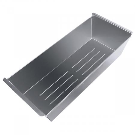 Scurgator INOX Tip Tavita Perforata pentru chiuveta CookingAid Kinga LX8620 [3]