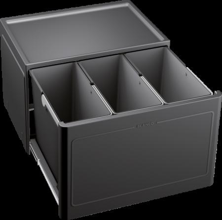Sistem de sortare deseuri menajere BLANCO SELECT BOTTON PRO 60/3 manual