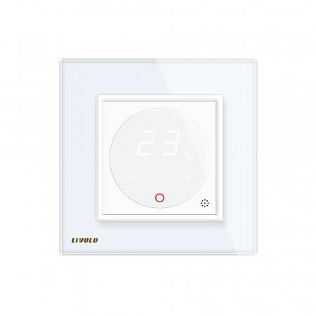 Termostat Livolo pentru sisteme de incalzire electrice si in pardoseala [1]