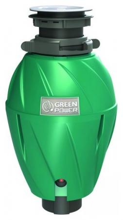Tocator de resturi menajere cu actionare pneumatica 0.50 cp GreenPower