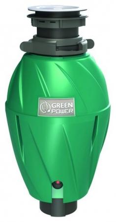 Tocator de resturi menajere cu actionare pneumatica 0.75 cp GreenPower0