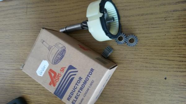 REDUCTOR ELECTROMOTOR LOGAN 1,5 DCI [0]