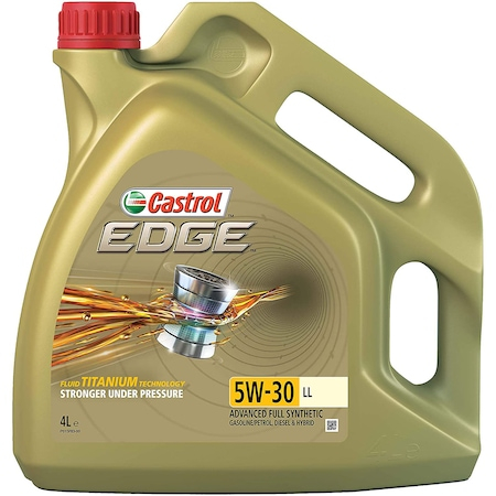 ULEI MOTOR CASTROL EDGE 5W30 LL 4L 0