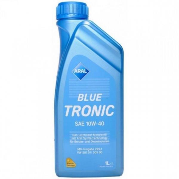 ULEI MOTOR ARAL BLUE TRONIC 10W40 1L [0]