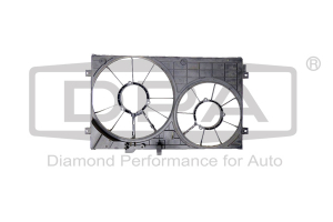 RAMA VENTILATOR RACIRE SKODA OCTAVIA II-VW PASSAT-GOLF-JETTA [0]