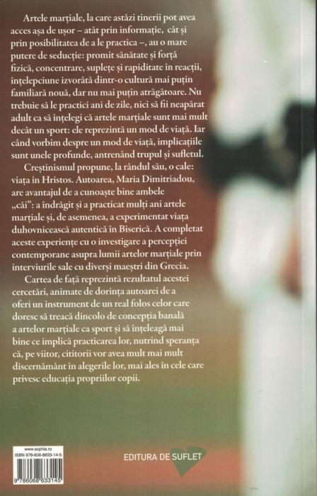Adevarul despre artele martiale. O perspectiva ortodoxa - Maria Dimitriadou [1]