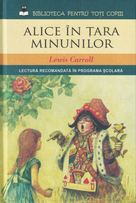Alice in tara minunilor - Lewis Carroll [0]