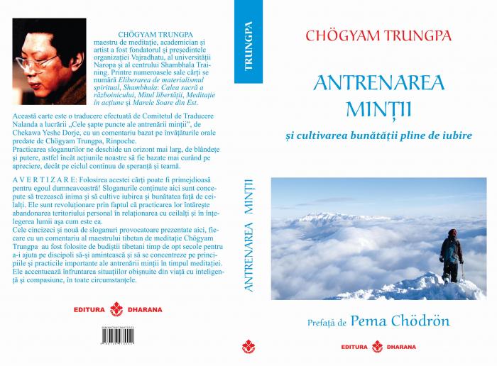 Antrenarea mintii si cultivarea bunatatii pline de iubire - Chogyam Trungpa [1]