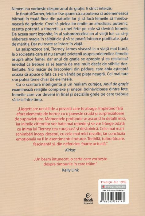 Anul de gratie - Kim Liggett [1]