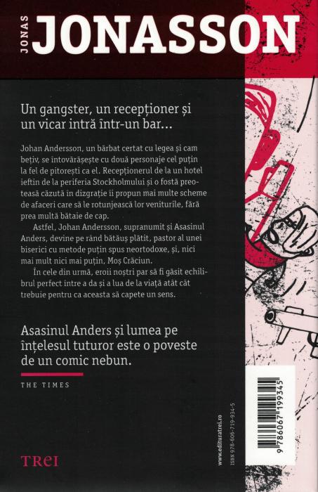 Asasinul Anders si lumea pe intelesul tuturor - Jonas Jonasson [1]