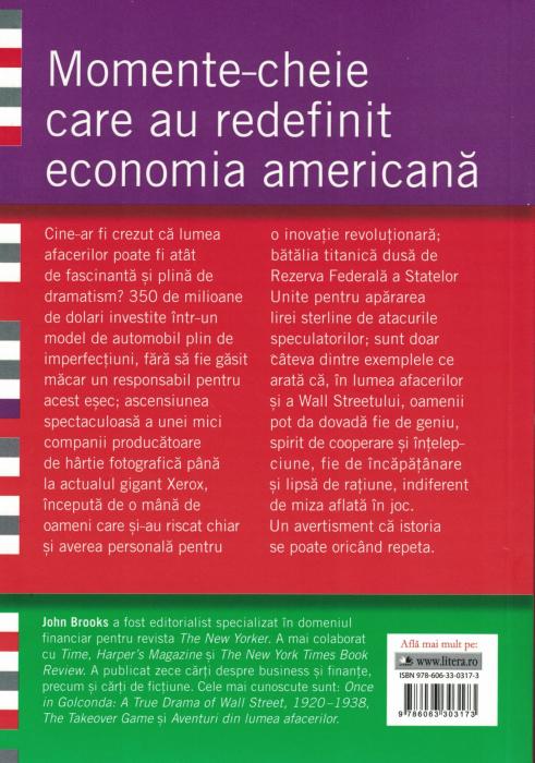 Aventuri din lumea afacerilor - John Brooks [1]