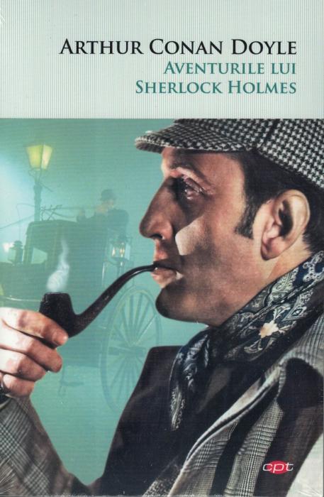 Aventurile lui Sherlock Holmes - Arthur Conan Doyle [0]