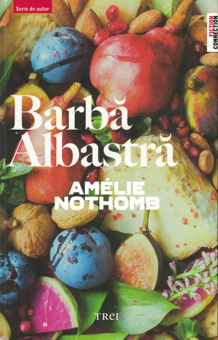 Barba albastra - Amelie Nothomb [0]