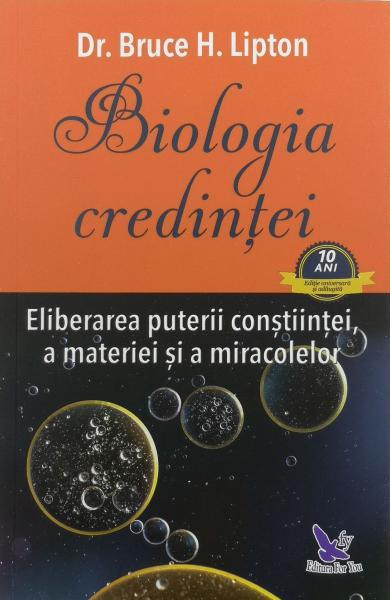 Biologia credintei - Bruce H. Lipton [0]