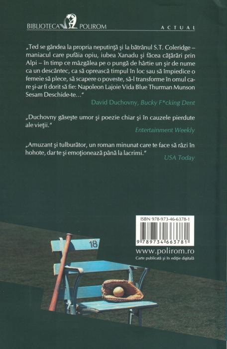 Bucky F_cking Dent - David Duchovny [1]