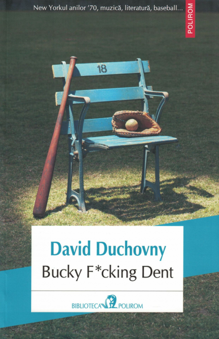 Bucky F_cking Dent - David Duchovny [0]