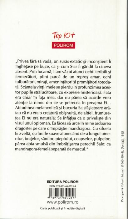 Bufnita oarba - Sadegh  Hedayat [1]