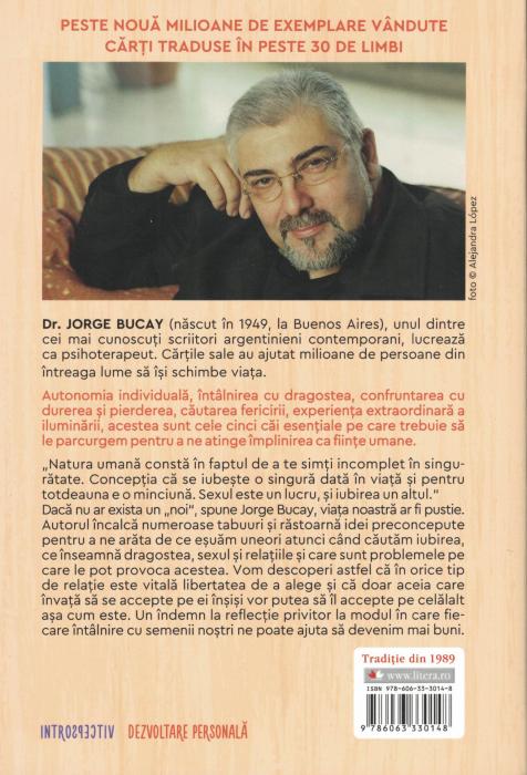 Calea intalnirii. Cum sa il descoperi pe celalalt, dragostea si sexul - Jorge Bucay [1]