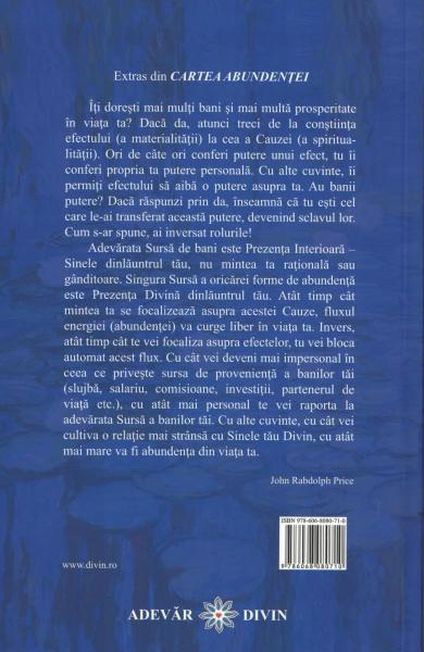 Cartea abundentei - John Randolph Price [1]