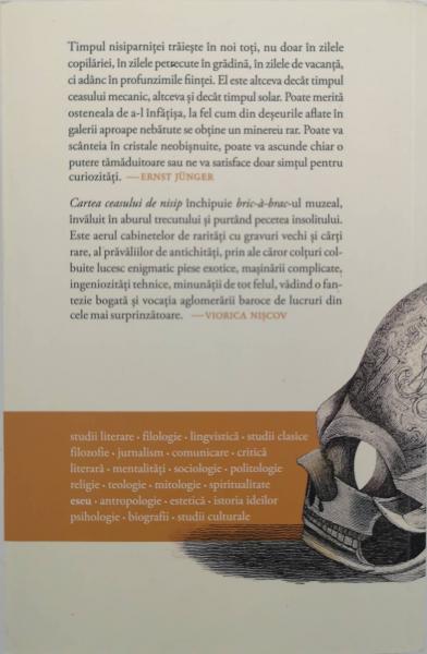 Cartea ceasului de nisip - Ernst Junger [1]