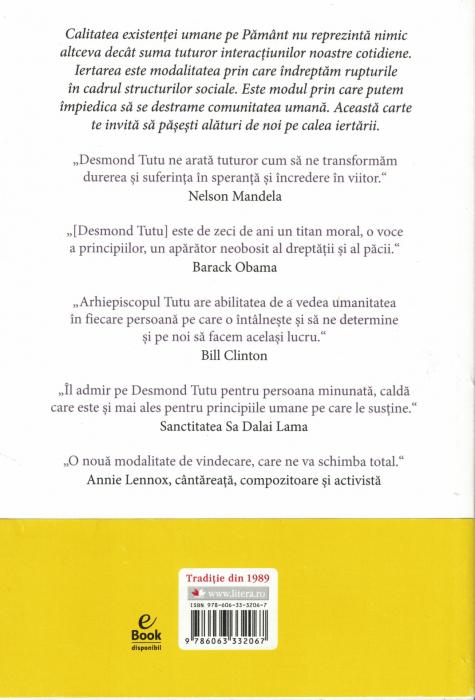 Cartea iertarii. Cum sa ne salvam pe noi si lumea noastra - Desmond Tutu [1]
