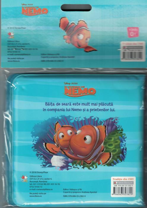 Carticica mea de baie. In cautarea lui Nemo - Disney [1]