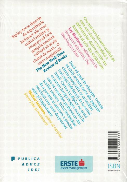 Cei mai destepti copii din lume - Amanda Ripley [1]