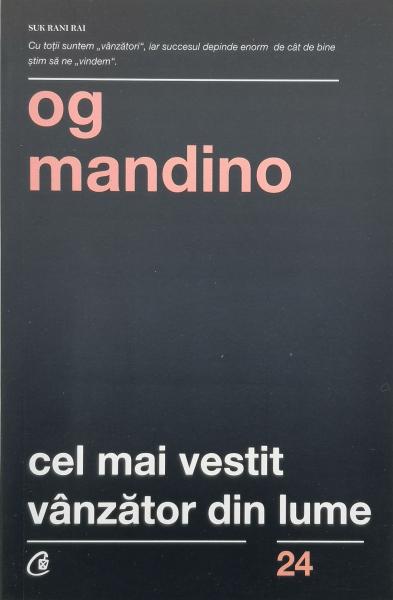 Cel mai vestit vanzator din lume - Og Mandino [0]