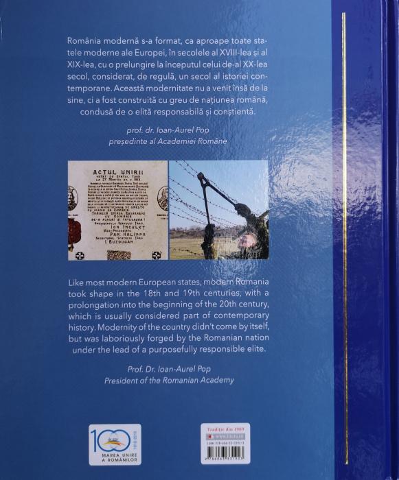 Centenarul Marii Uniri a romanilor. O istorie in imagini. [1]