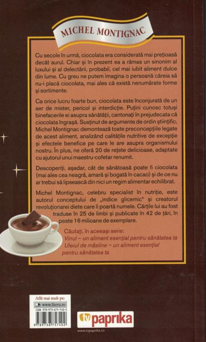 Ciocolata. Un aliment esential pentru sanatatea  ta [1]