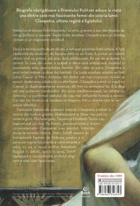 Cleopatra. Viata ultimei regine a Egiptului - Stacy Schiff [1]