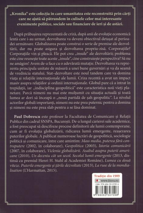 Crizele de dupa criza - Paul Dobrescu [1]