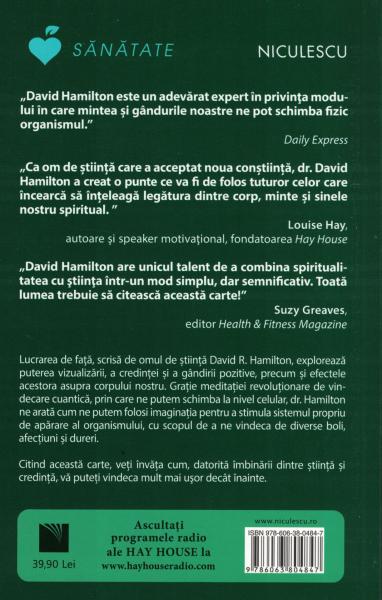 Cum poate mintea sa vindece corpul - David Hamilton [1]