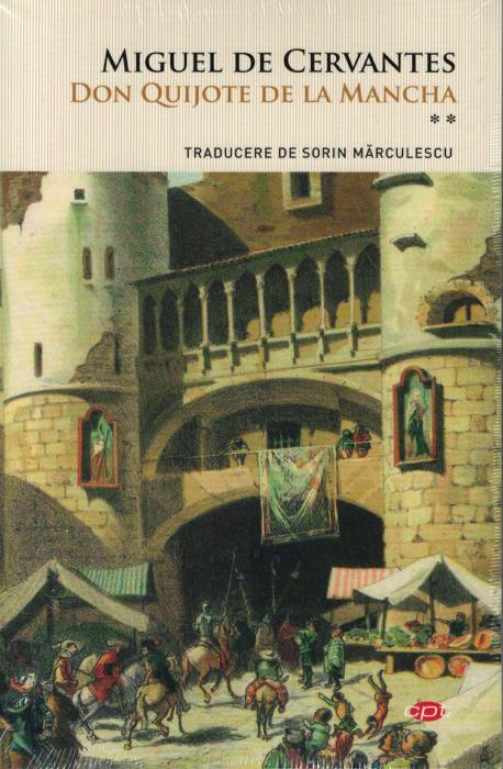DON QUIJOTE DE LA MANCHA. (Set 2 Volume) [0]