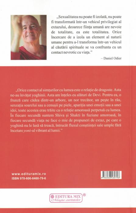 Dorinta, pasiune, spiritualitate - Daniel Odier [1]