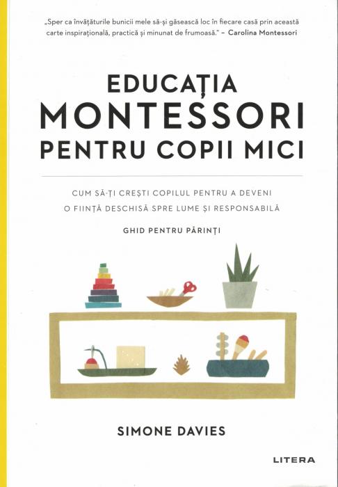 Educatia Montessori pentru copii mici [0]