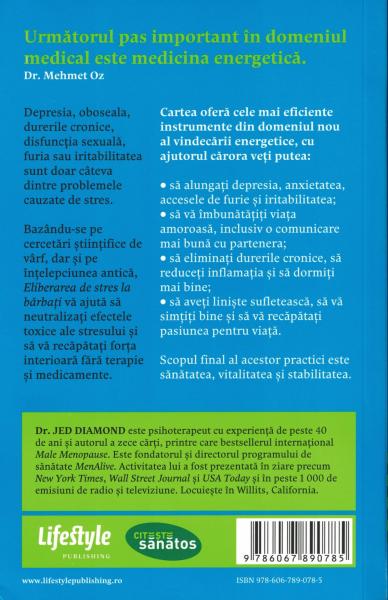 Eliberarea de stres la barbati - Dr, Jed Diamond [1]