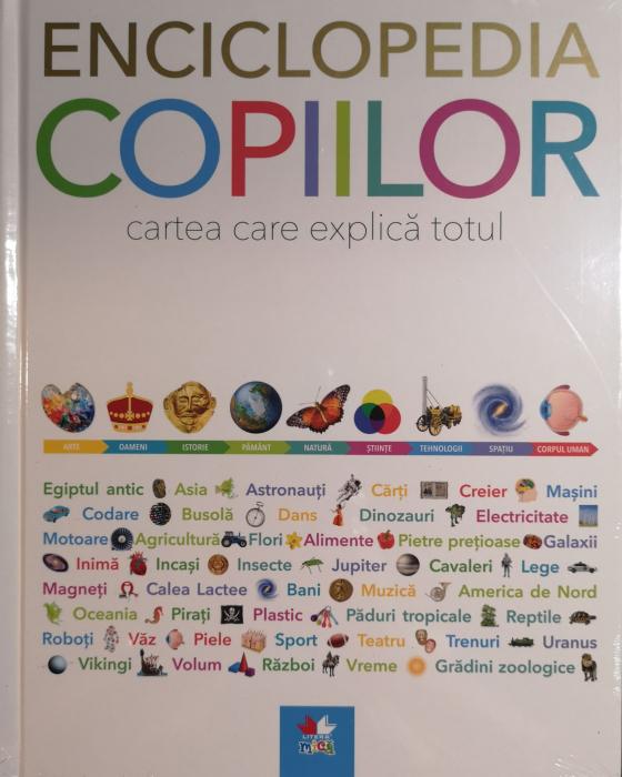Enciclopedia copiilor. Cartea care explica tot [0]