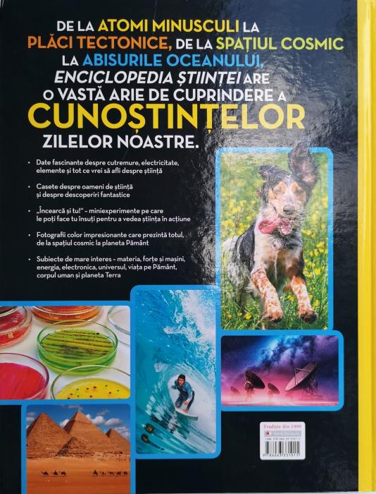 Enciclopedia stiintei - National Geographic [1]